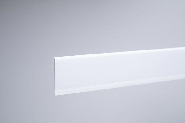 Universal - Flachleiste, Selbstklebend mit Lippe 40 x 2,5mm