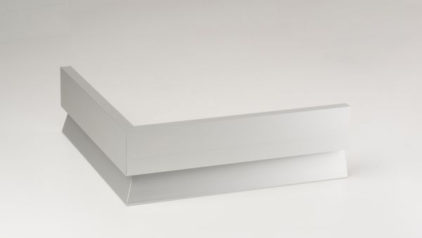 Außenecke 358 für LED-Sockelleiste 13 x 80mm